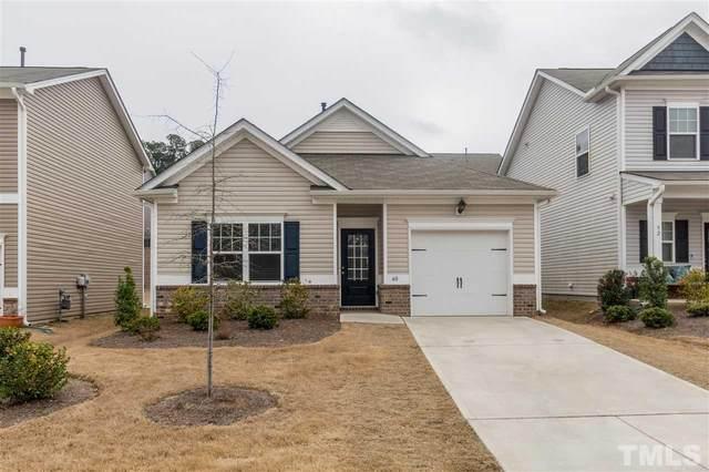 60 Ashview Drive, Clayton, NC 27527 (#2308638) :: Triangle Top Choice Realty, LLC