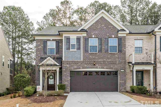 257 Daymire Glen Lane, Cary, NC 27519 (#2308694) :: Real Estate By Design