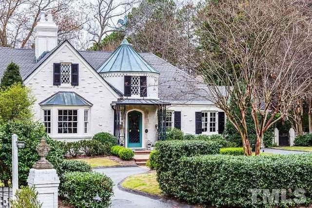 1613 Oberlin Road, Raleigh, NC 27608 (#2308744) :: Dogwood Properties