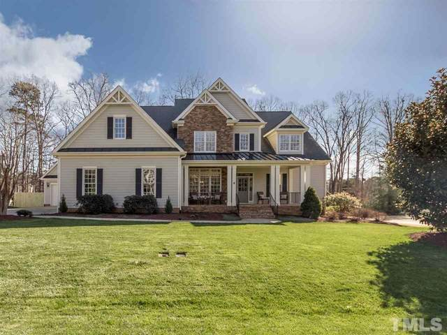 3721 Knollcreek Drive, Apex, NC 27539 (#2308762) :: Classic Carolina Realty