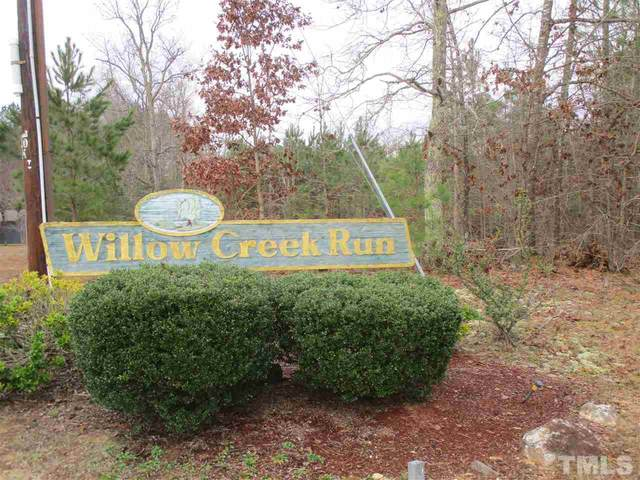 0 Willow Creek Run, Henderson, NC 27537 (#2308790) :: Marti Hampton Team brokered by eXp Realty