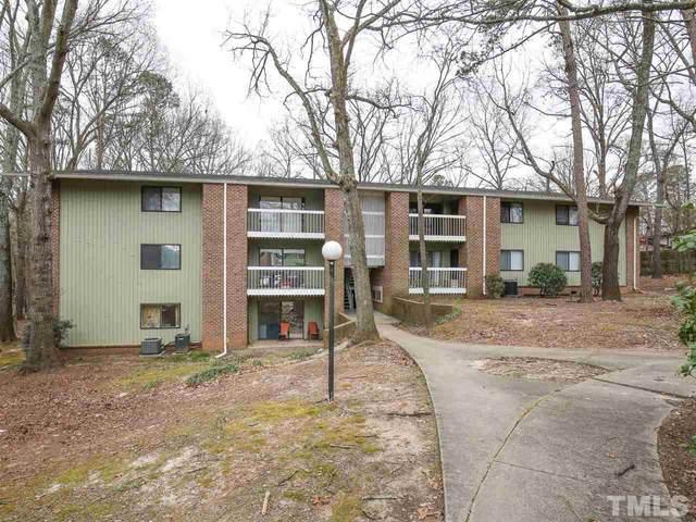 1287 Schaub Drive D, Raleigh, NC 27606 (#2308813) :: Realty World Signature Properties