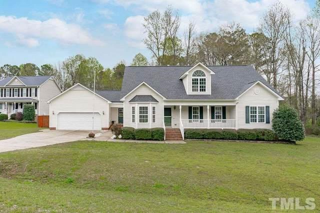 142 Jacob Street, Holly Springs, NC 27540 (#2308831) :: Foley Properties & Estates, Co.