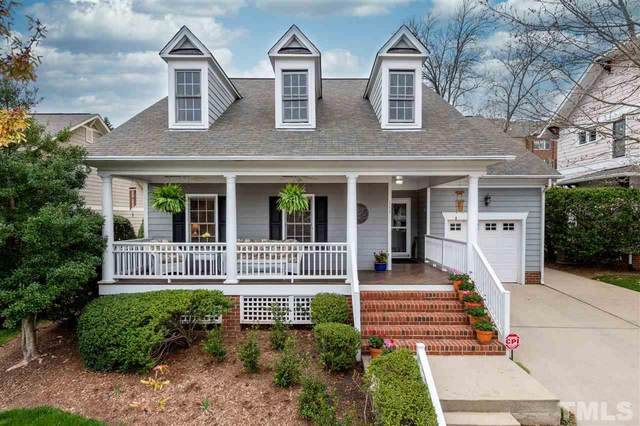 111 Weaver Mine Trail, Chapel Hill, NC 27517 (#2308849) :: M&J Realty Group