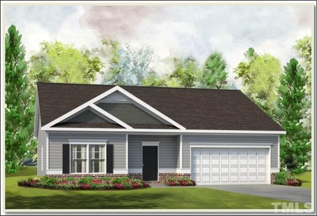105 Timberline Oak Drive Lot 27, Goldsboro, NC 27534 (#2308881) :: Dogwood Properties