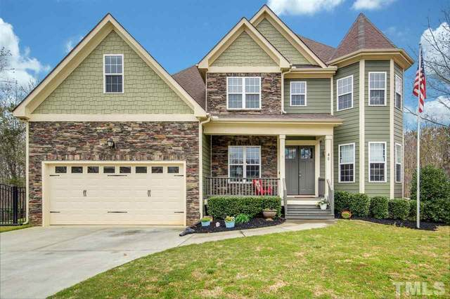 40 Summit Pointe, Youngsville, NC 27596 (#2308959) :: Raleigh Cary Realty