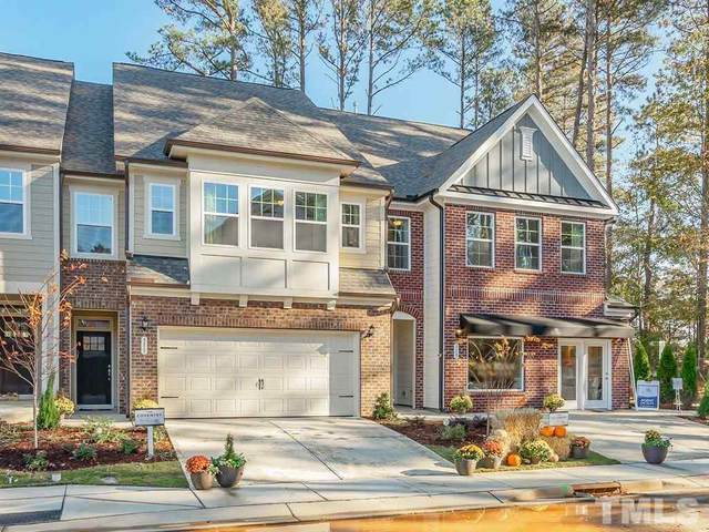 304 Fenella Drive #40, Raleigh, NC 27606 (#2308970) :: M&J Realty Group
