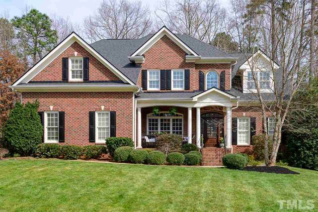 3917 Grandbridge Drive, Apex, NC 27539 (#2308995) :: Classic Carolina Realty