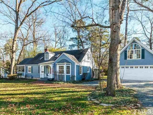 30 Oakwood Drive #1, Chapel Hill, NC 27517 (#2309053) :: The Jim Allen Group