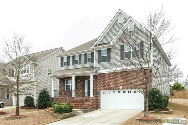 412 Liberty Rose Drive, Morrisville, NC 27560 (#2309076) :: Triangle Top Choice Realty, LLC