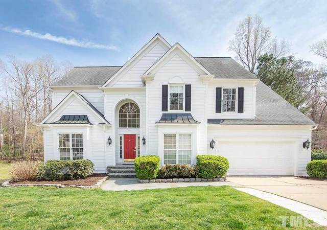 217 Strathburgh Lane, Cary, NC 27518 (#2309107) :: Marti Hampton Team brokered by eXp Realty