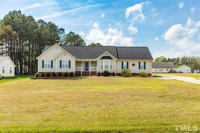 118 Nicolet Lane, Smithfield, NC 27577 (#2309122) :: Raleigh Cary Realty