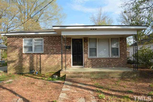 1207 Gaston Street, Smithfield, NC 27577 (#2309138) :: The Perry Group