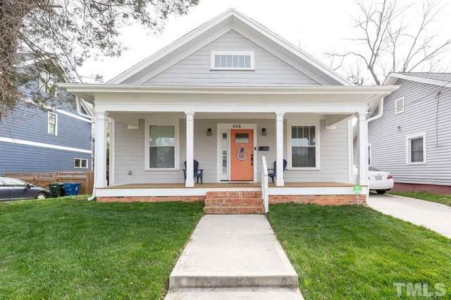 606 Dowd Street, Durham, NC 27701 (#2309203) :: Dogwood Properties
