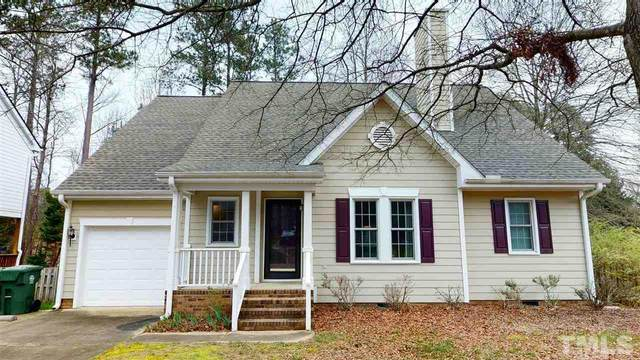 100 Unaka Court, Cary, NC 27519 (#2309205) :: The Results Team, LLC
