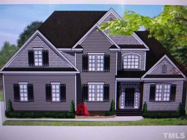 (lot 1)      24 Mia Bello Court, Clayton, NC 27520 (#2309257) :: Triangle Top Choice Realty, LLC