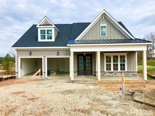 100 Fairway Vista Drive, Holly Springs, NC 27540 (#2309300) :: Marti Hampton Team brokered by eXp Realty