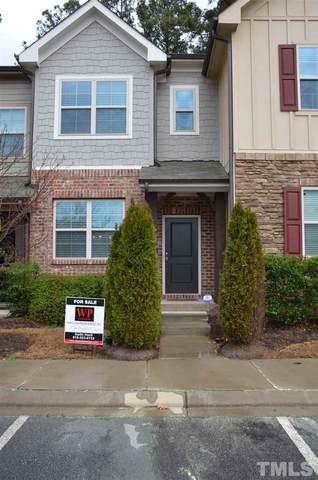 744 Wickham Ridge Road, Apex, NC 27539 (#2309373) :: Triangle Top Choice Realty, LLC