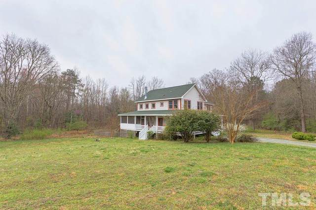 73 Haley Meadows Drive, Moncure, NC 27559 (#2309413) :: Marti Hampton Team brokered by eXp Realty