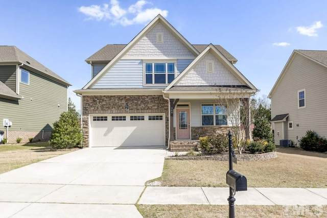 360 Springtime Fields Lane, Wake Forest, NC 27587 (#2309418) :: Real Estate By Design