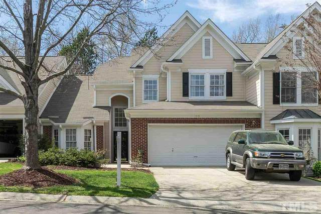 103 Lake Brandt Drive, Cary, NC 27519 (#2309419) :: M&J Realty Group
