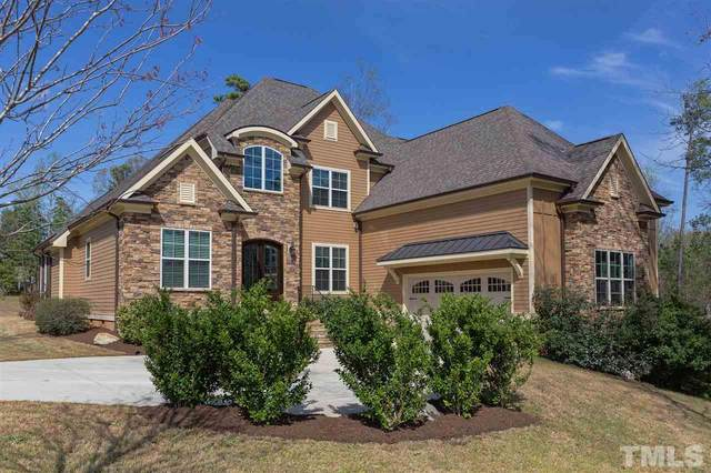 268 The Preserve Trail, Chapel Hill, NC 27517 (#2309443) :: Marti Hampton Team brokered by eXp Realty