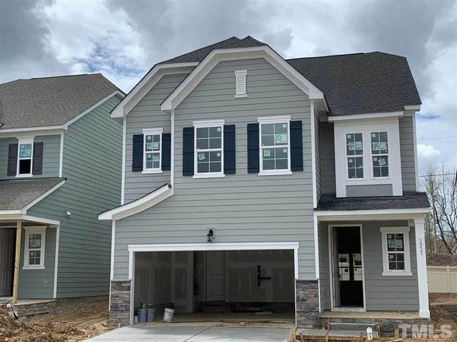 2933 Thirlestane Drive, Apex, NC 27502 (#2309478) :: Marti Hampton Team brokered by eXp Realty