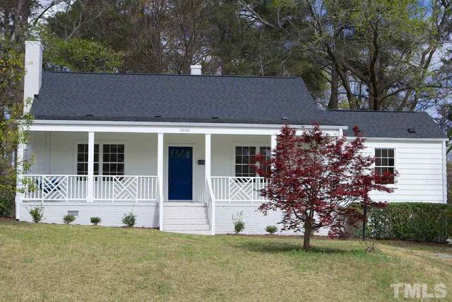 1606 Rosetta Drive, Durham, NC 27701 (#2309495) :: Marti Hampton Team brokered by eXp Realty