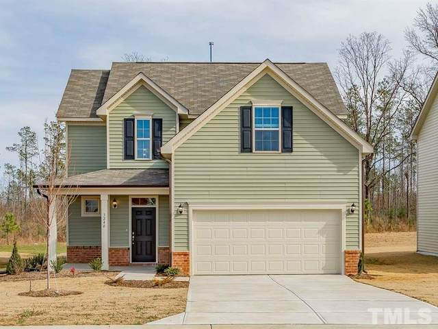 TBD Oak Holly Lane Lot 458, Zebulon, NC 27597 (#2309501) :: Rachel Kendall Team