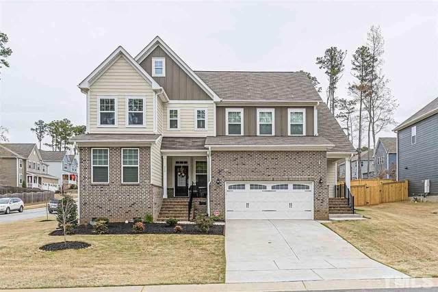 300 Horncliffe Way, Holly Springs, NC 27540 (#2309509) :: Foley Properties & Estates, Co.