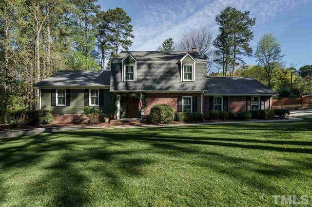 7829 Vauxhill Drive, Raleigh, NC 27615 (#2309512) :: M&J Realty Group