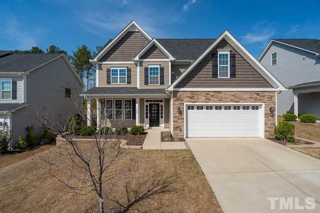 220 Vinewood Place, Holly Springs, NC 27540 (#2309516) :: Spotlight Realty
