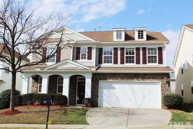 326 Ashdale Drive, Fuquay Varina, NC 27526 (#2309560) :: Realty World Signature Properties