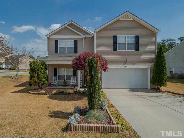 510 Jumping Frog Lane, Knightdale, NC 27545 (#2309577) :: Foley Properties & Estates, Co.