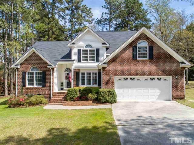 804 E Stanley Street, Four Oaks, NC 27524 (#2309678) :: Dogwood Properties