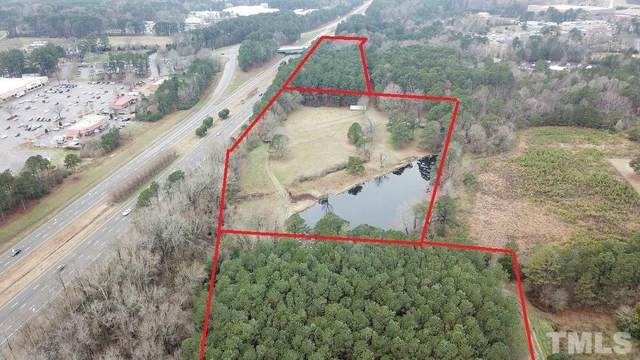 3 Tracts Shepard School Road, Zebulon, NC  (#2309683) :: RE/MAX Real Estate Service