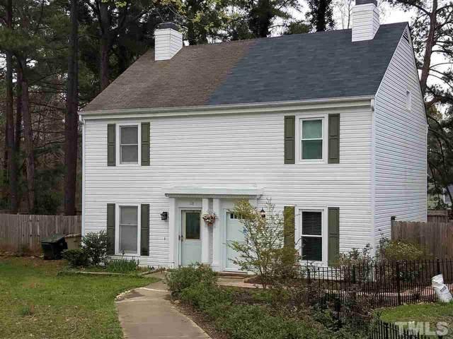 118 Drumbuie Place, Garner, NC 27529 (#2309724) :: Sara Kate Homes