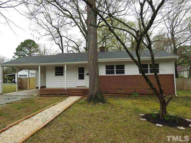 303 N Main Street, Franklinton, NC 27525 (#2309730) :: Raleigh Cary Realty