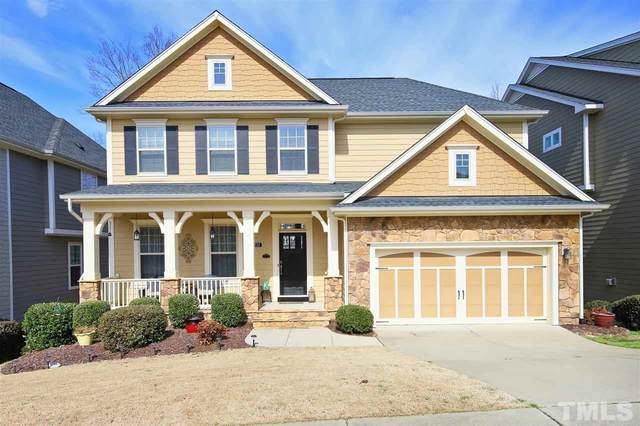 733 Ancient Oaks Drive, Holly Springs, NC 27540 (#2309731) :: Triangle Top Choice Realty, LLC