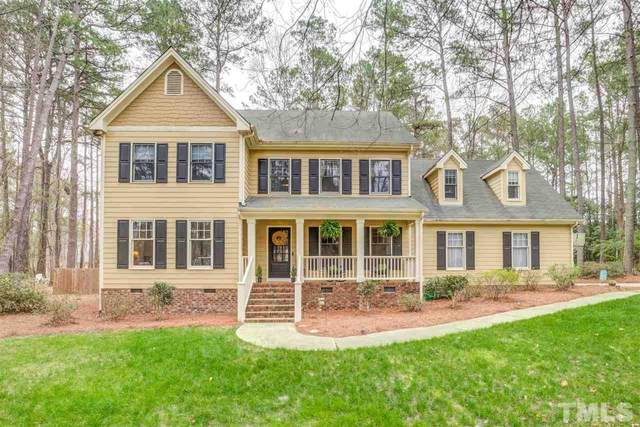 9701 Kingsford Drive, Cary, NC 27518 (#2309739) :: Real Estate By Design
