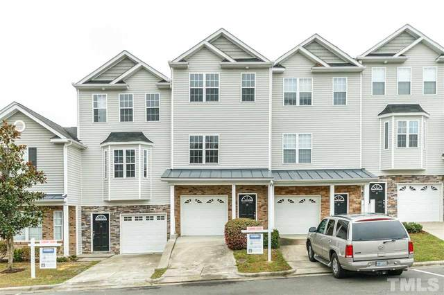 650 Ganyard Farm Way #8, Durham, NC 27703 (#2309827) :: M&J Realty Group