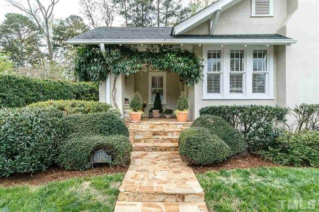 2211 Creston Road, Raleigh, NC 27608 (#2309893) :: Dogwood Properties