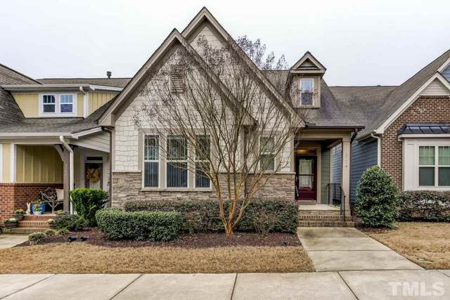 1302 Rodessa Run, Raleigh, NC 27607 (#2309911) :: Real Estate By Design