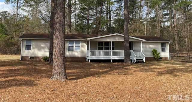204 Riverview Drive, Vass, NC 28394 (#2309912) :: RE/MAX Real Estate Service