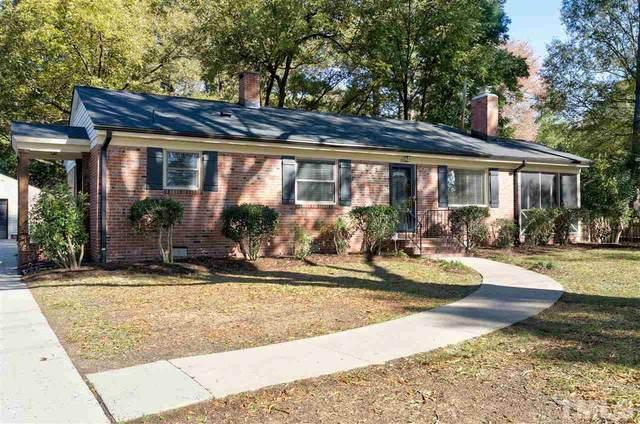 2504 Indian Trail, Durham, NC 27705 (#2309931) :: Classic Carolina Realty