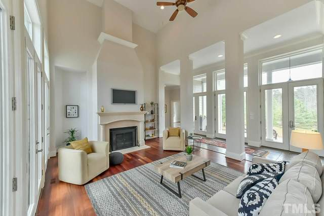 3900 Guess Road, Hillsborough, NC 27278 (#2309942) :: Dogwood Properties