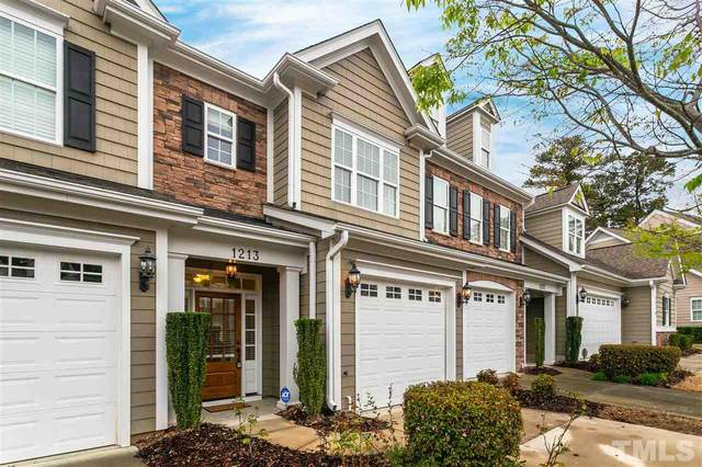 1213 Foxglove Drive, Morrisville, NC 27560 (#2309952) :: Foley Properties & Estates, Co.