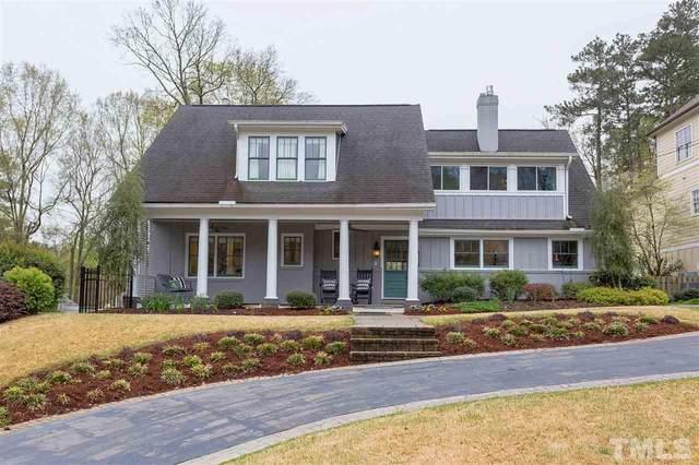 3015 Devonshire Drive, Raleigh, NC 27607 (#2309991) :: Dogwood Properties
