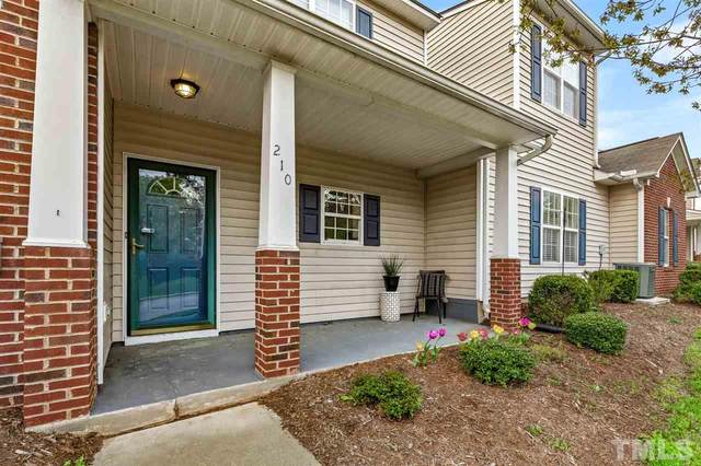 210 Basset Hall Drive, Durham, NC 27713 (#2310004) :: Sara Kate Homes