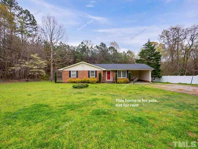 505 Bethlehem Road, Knightdale, NC 27545 (MLS #2310090) :: The Oceanaire Realty